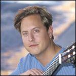Guitarist Jason Vieaux